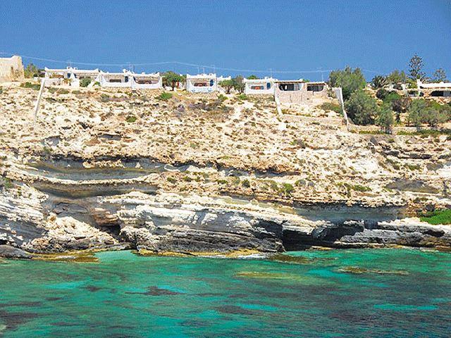 Case vacanze Villette Cala Creta , Lampedusa, Sicilia. Case ...