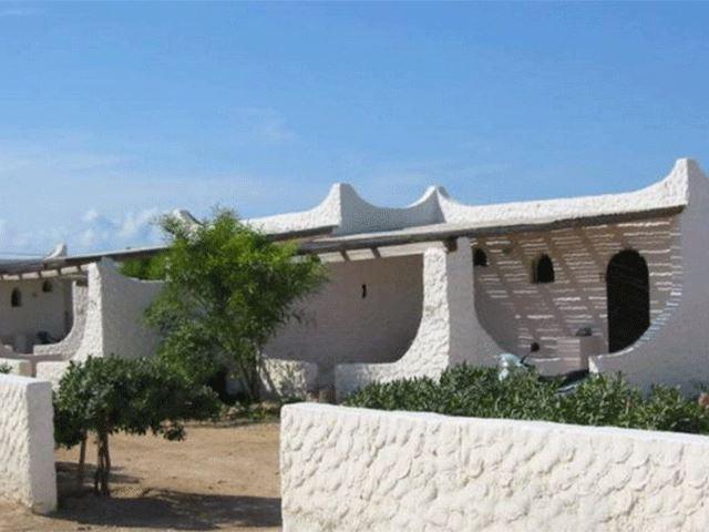 case vacanze villette cala creta , lampedusa, sicilia. case per
