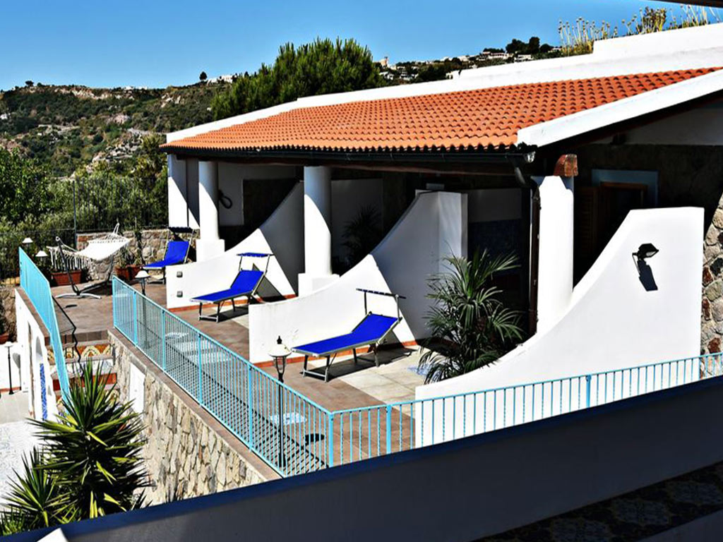 Casa vacanza Villette Bella Vista, Lipari, Isole Eolie. Case ...