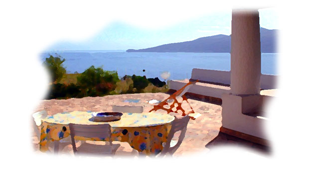 Holiday houses to the aeolian islands
